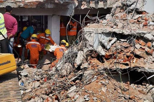 راجستھان میں شادی ہال کی دیوار گرنے سے 25 ہلاک ، 28 زخمی ، متعدد کی حالت سنگین