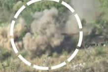 جموں وکشمیر: ہندوستانی فوج نے نوشیرا میں تباہ کیں پاکستانی چوکیاں