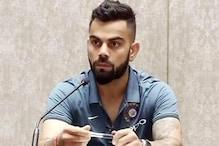 چیمپئنز ٹرافی : ہندوستان - پاکستان مہا مقابلہ کی تیاری پر وراٹ کوہلی نے کہی یہ بات