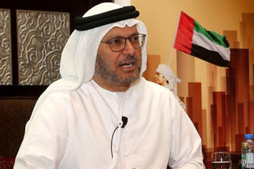 قطرسے سمجھوتہ مغربی ممالک کی ضمانت کے بغیر بے سود ثابت ہو گا : متحدہ عرب امارات