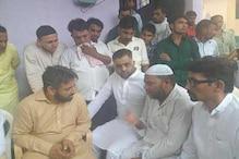 جنید کے ایک بھائی کو دہلی وقف بورڈ میں نوکری دلانے کا رکن اسمبلی امانت اللہ خاں کا وعدہ