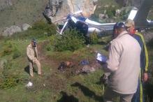 بدری ناتھ میں ہیلی کاپٹر حادثہ کا شکار ، بلیڈ سے كٹ كر انجینئر کی موت ، پائلٹ سمیت 7 افراد محفوظ