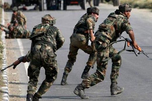 کشمیر میں سکیورٹی فورسز پر تابڑ توڑ چھ دہشت گردانہ حملے ، ہائی الرٹ جاری