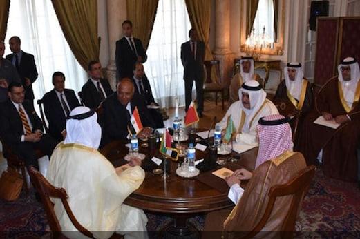 قطر کے خلاف  جاری رہیں گی عائد پابندیاں ، عرب ممالک کا سیاسی ، اقتصادی اور قانونی اقدامات کا عہد