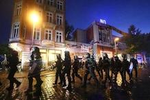 جرمنی میں جی 20 کے خلاف مظاہرہ میں پرتشدد جھڑپیں