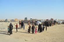 عورتوں کے بھیس میں آئے خودکش بمبار نے بے گھروں کے کیمپ میں 14 کو مار ڈالا