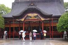 جاپان میں مسلسل دوسرے روز بھی تیز بارش، 3 افراد زخمی، 11لاپتہ