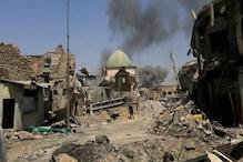 موصل میں داعش پر فتح کا چند گھنٹہ میں اعلان ہوسکتا ہے:عراقی ٹی وی