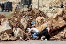 یروشلم تشدد: اقوام متحدہ کی سلامتی کونسل کی جھڑپوں پر بات چیت کے لیے پیر کو میٹنگ