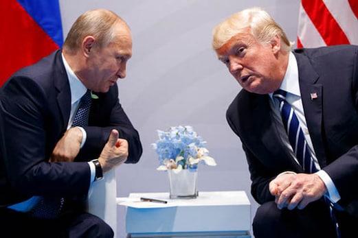ٹرمپ پوتن کے ساتھ میٹنگ میں انتخابی مداخلت کا معاملہ اٹھائیں گے