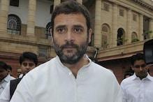 راہل گاندھی نے دادای کے نقش قدم پر چلتے ہوئے کرناٹک کی مشہور مندرکا کیا دورہ