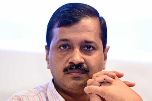 دہلی کے وزیراعلی اروند کیجریوال ۔ فائل فوٹو