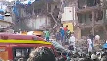 ممبئی: بھنڈی بازار میں پانچ منزلہ عمارت منہدم، بھیانک حادثے میں 10جاں بحق، متعدد زخمی