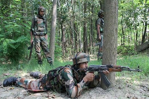 شمالی کشمیر میں سیکورٹی فورسز کے ساتھ جھڑپ میں 3 پاکستانی جنگجو ہلاک