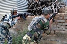 کپواڑہ میں فوج نے تین جنگجوؤں کو ہلاک کیا