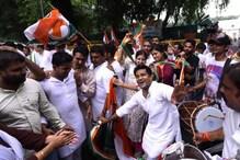 دہلی یونیورسٹی طلبہ تنظیم کے الیکشن میں اے بی وی پی کو جھٹکا، صدر سمیت دو عہدوں پر این ایس یو آئی کی جیت