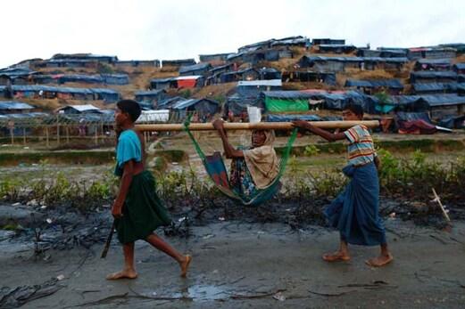 روہنگیا مسلمانوں پر مظالم کے خلاف امریکی پارلیمنٹ میں میانمار فوج پر نئی پابندیاں نافذ کرنے کیلئے بل پیش