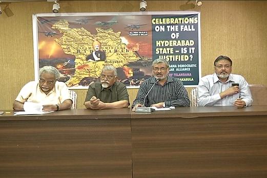 حیدرآباد میںبی جے پی 17 ستمبر کو منائے گی یوم انضمام، تاریخ دانوں کا فرقہ وارانہ کشیدگی بڑھنے کا انتباہ