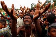 روہنگیا پناہ گزینوں کے ملک چھوڑ کر بھاگنے کے معاملہ میں میانمار پردباؤ میں اضافہ