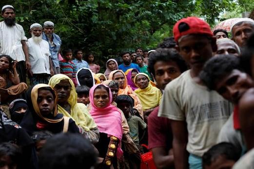 روہنگیا پناہ گزیں بحران کا حل صرف میانمار میں نکالا جانا چاہئے: اقوام متحدہ