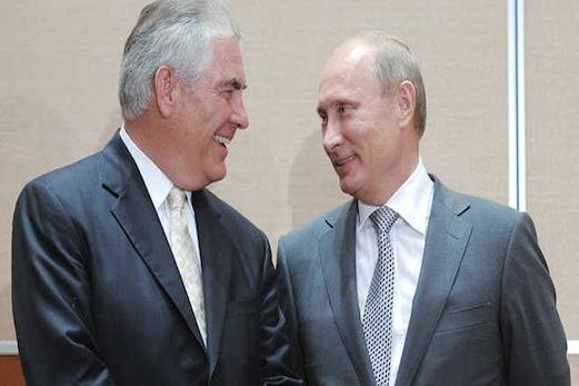 ٹلرسن اور لاوروف مختلف امورپر تبادلہ خیال کریں گے: امریکہ