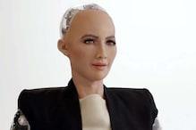 سعودی عرب میں خواتین کا روبوٹ شہری کی بے پردگی پر احتجاج ، کیا یہ مطالبہ ؟