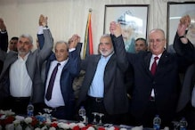 فلسطین میں حماس اور فتح کے بیچ  10 سالہ کشیدگی کے بعد سیاسی مفاہمت ہو گئی