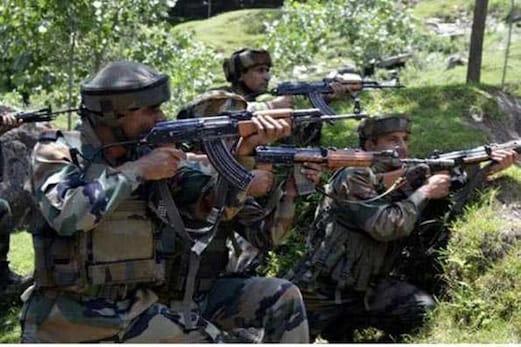 جموں و کشمیر : مسلح تصادم میں لشکر طیبہ کا دو دہشت گرد ہلاک ، سیکورٹی فورسیز کا سرچ آپریشن جاری