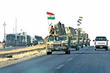 عراقی افواج کا کرکک کے آخری ضلع  پر بھی قبضہ