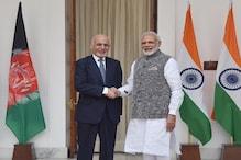 ہندوستان اور افغانستان دہشت گردی کو ختم کر کے اقتصادی تعاون بڑھائیں گے