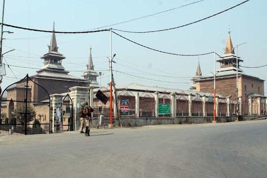 سری نگر میں انجمن اوقاف جامع مسجد کا اجلاس ، نماز جمعہ کی ادائیگی پر مسلسل قدغن پر برہمی کا اظہار