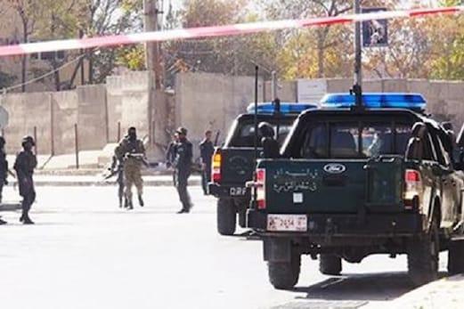 کابل میں ٹی وی اسٹیشن پر حملہ