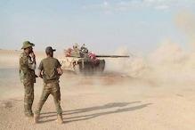 داعش کے آخری مضبوط گڑھ دیر الزور پرشامی فوج کا مکمل قبضہ ، تیل کی پیداوار کیلئے مشہور ہے یہ شہر