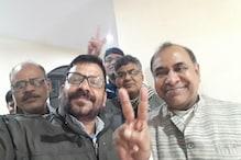پریس کلب آف انڈیا الیکشن: لاہری-ونئے پینل کو زبردست کامیابی، اے یو آصف منیجنگ کمیٹی کے رکن منتخب