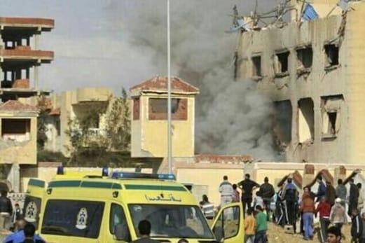 مصر :وادی سینا میںنماز جمعہ کے دوران مسجد پربھیانک دہشت گردانہ حملہ ، 235 افراد جاں بحق