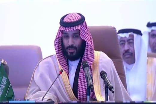 دہشت گردوں کو اسلا م کا پرامن تشخص مجروح کرنے کی اجازت نہیں دیں گے : سعودی ولی عہد محمد بن سلمان
