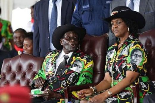 رابرٹ موگابے کا اقتدار چھوڑنے سے انکار