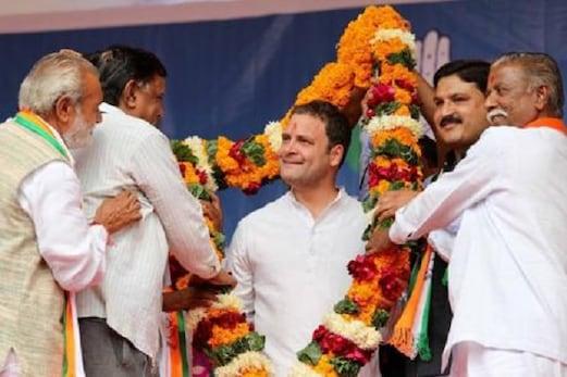 راہل گاندھی بلا مقابلہ کانگریس صدر منتخب، کارکنوں نے ڈھول۔ باجے کے ساتھ منایا جشن