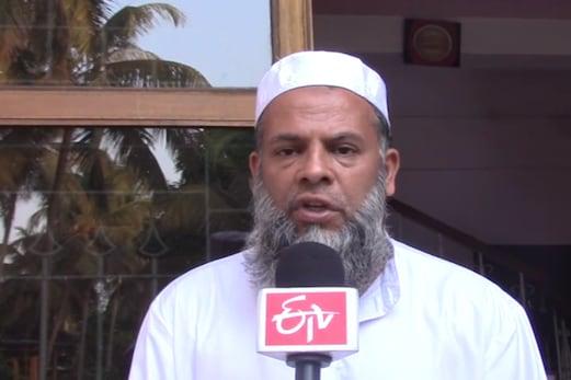 ہندوستان کی 20 فیصد آبادی کے مذہبی جذبات سے کھیلنا مناسب نہیں : مولانا الیاس ندوی