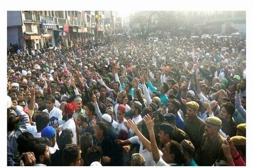 افرازالاسلام کے بے رحمانہ قتل کے خلاف دلی میں زبردست مظاہرہ