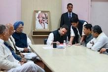 راہل گاندھی نے صدر عہدہ کے لئے داخل کئے کاغذات نامزدگی، منموہن سنگھ سے لیا آشیرواد