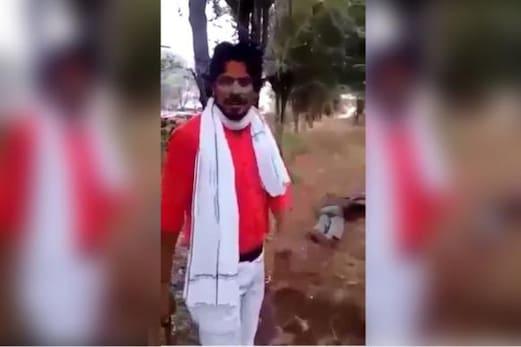 اب لوجہاد کے نام پرراجستھان میں مسلم نوجوان کا کلہاڑی سے کاٹ کر قتل ، زندہ جلایا ، ملزم شنبھولال گرفتار