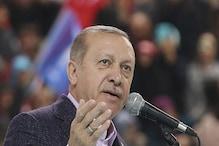اسرائیل ایک قابض اور دہشت گرد ریاست ہے، ہم مسلمانوں کے خلاف مزید مظالم برداشت نہیں کر سکتے: اردوغان