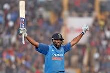 روہت شرما کی شاندار ڈبل سنچری ، ٹیم انڈیا نے سری لنکا کو 141 رنوں سے دی کراری شکست