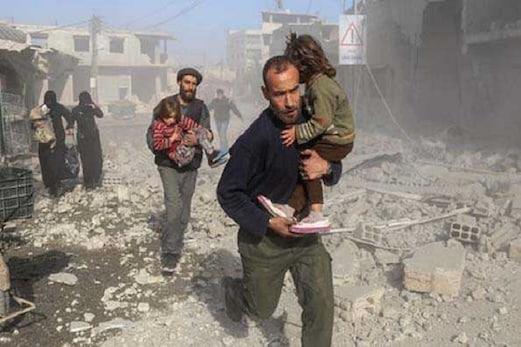 شام: دمشق میں روسی سفارت خانہ کے نزدیک دھماکہ