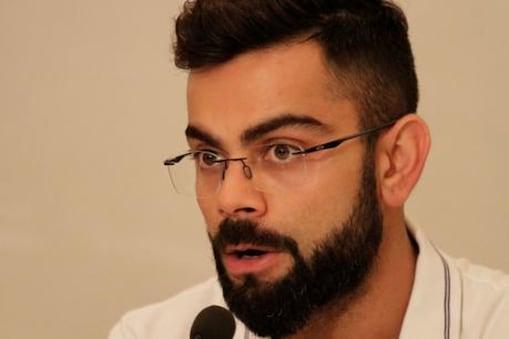 ہندوستانی کرکٹ ٹیم کے کپتان وراٹ كوہلی۔ فائل فوٹو