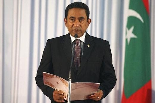 مالدیپ میں 15 دنوں کے لئے ایمرجنسی کا اعلان، سپریم کورٹ کے چیف جسٹس گرفتار
