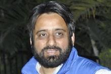 چیف سکریٹری مار پیٹ کیس :عام آدمی پارٹی لیڈر امانت اللہ خان کی عدالتی تحویل میں 14 دنوں کی توسیع