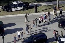 امریکہ:فلوریڈا کے اسکول میں سابق طالب علم نےکی فائرنگ،17ہلاک،ٹرمپ نےکیا اظہار افسوس