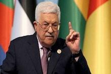 غزہ پر اسرائیلی جارحیت کے بعد محمود عباس اپنے دورہ کویت کو مختصر کرکے واپس لوٹے